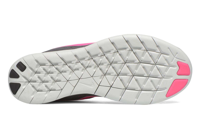 Chaussures de sport Nike Wmns Nike Free Rn Gris vue haut