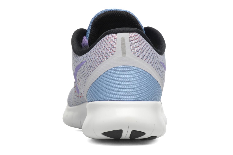 Chaussures de sport Nike Wmns Nike Free Rn Gris vue droite