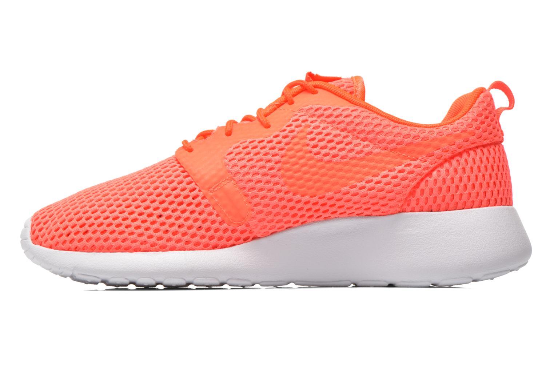 Baskets Nike Nike Roshe One Hyp Br Orange vue face
