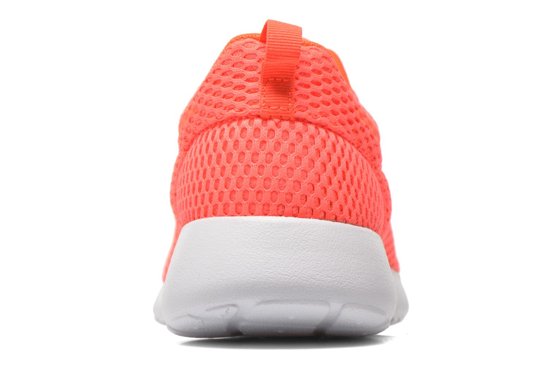 Baskets Nike Nike Roshe One Hyp Br Orange vue droite