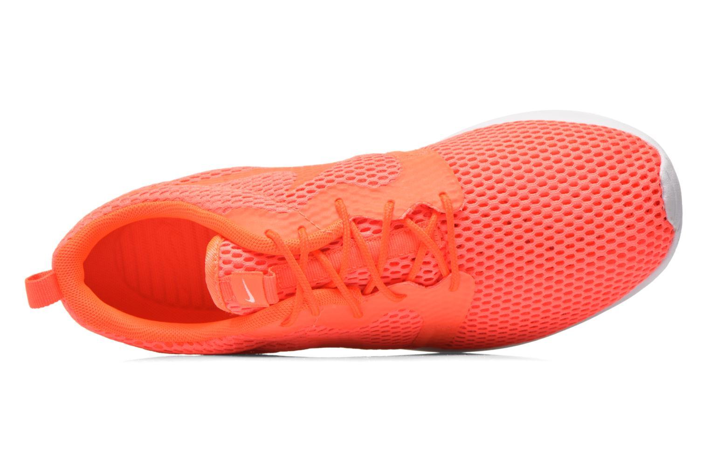 Baskets Nike Nike Roshe One Hyp Br Orange vue gauche