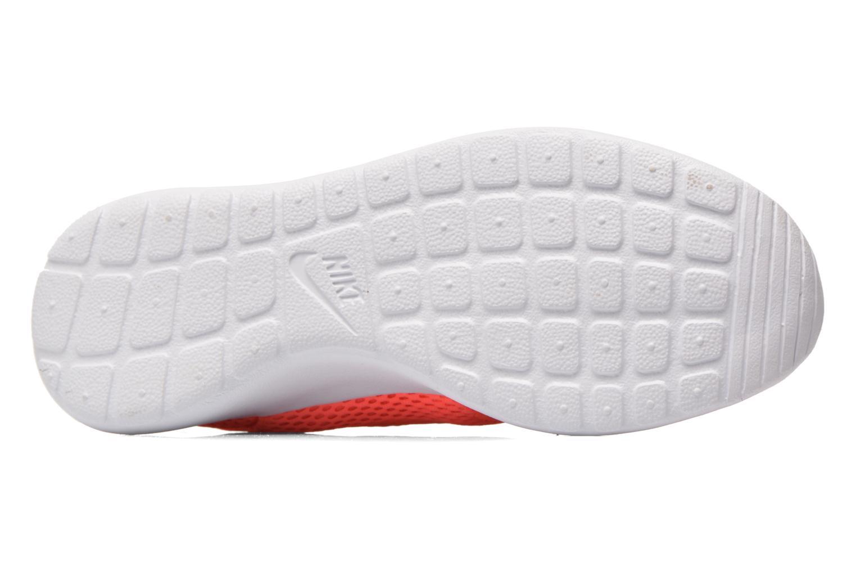 Baskets Nike Nike Roshe One Hyp Br Orange vue haut