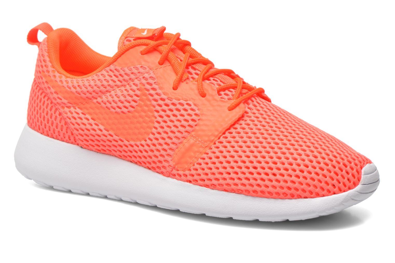 Baskets Nike Nike Roshe One Hyp Br Orange vue détail/paire