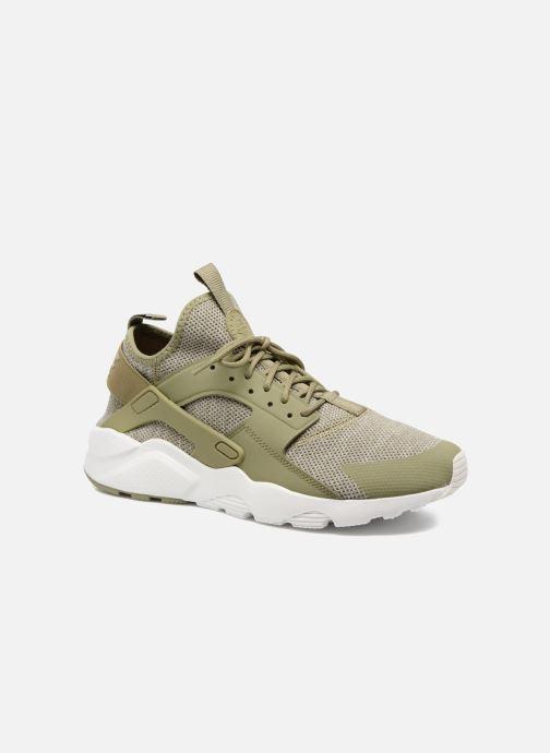 on sale 68dd4 7ea55 Baskets Nike Nike Air Huarache Run Ultra Br Vert vue détail paire