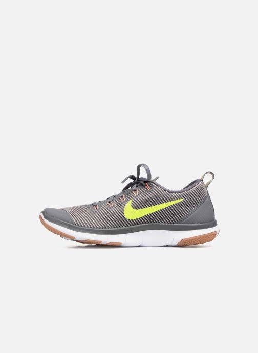 Sport shoes Nike Nike Free Train Versatility Grey front view