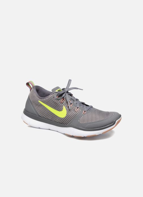 Sport shoes Nike Nike Free Train Versatility Grey detailed view/ Pair view