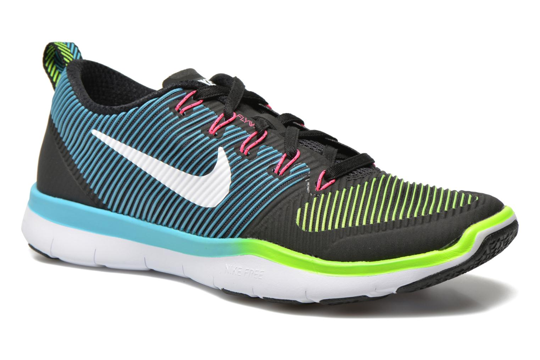 Chaussures de sport Nike Nike Free Train Versatility Noir vue détail paire 0c71ed767d26