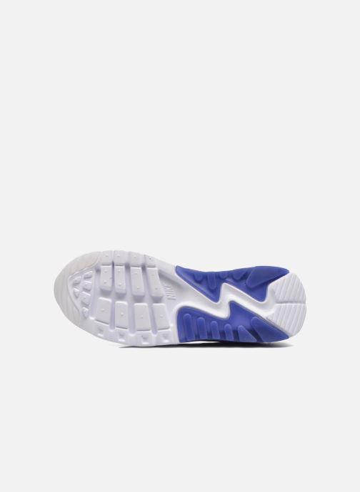 Baskets Nike W Air Max 90 Ultra Print Blanc vue haut