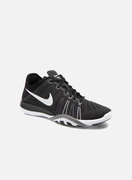 Zapatillas de deporte Nike Wmns Nike Free Tr 6 Negro vista de detalle / par