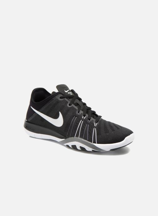 e3419ee4a789f Zapatillas de deporte Nike Wmns Nike Free Tr 6 Negro vista de detalle   par
