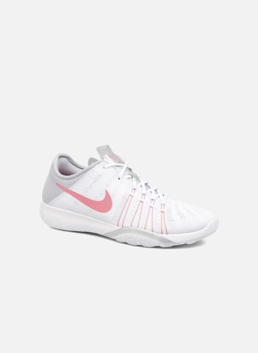 b2ed7501a06b3 Nike Wmns Nike Free Tr 6 (White) - Sport shoes chez Sarenza (280968)