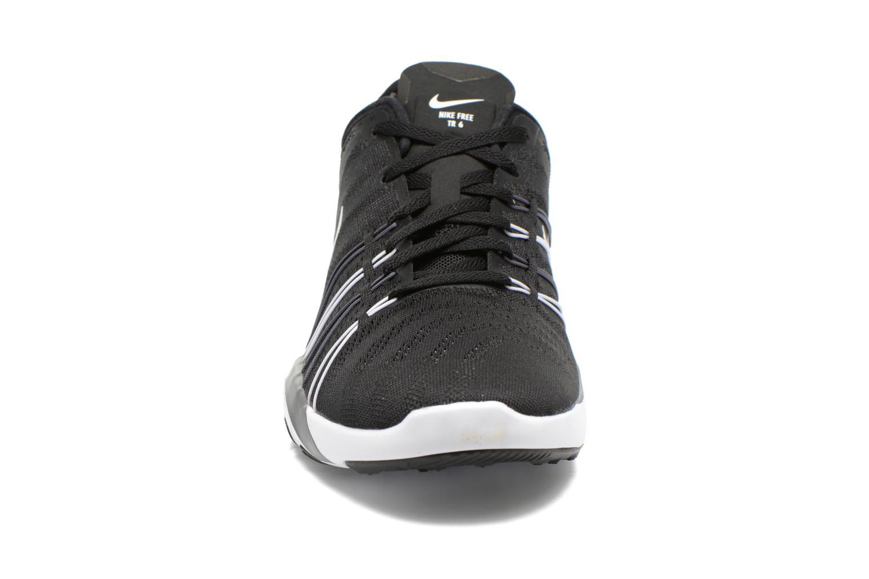 Scarpe sportive Nike Wmns Nike Free Tr 6 Nero modello indossato