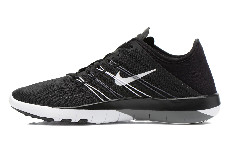 Scarpe sportive Nike Wmns Nike Free Tr 6 Nero immagine frontale