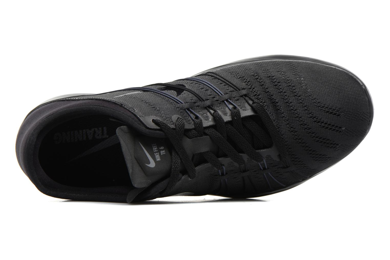 Chaussures de sport Nike Wmns Nike Free Tr 6 Noir vue gauche