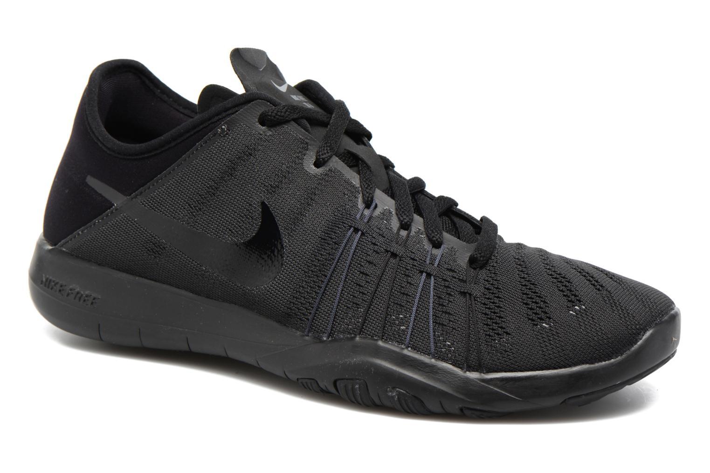 Chaussures de sport Nike Wmns Nike Free Tr 6 Noir vue détail/paire
