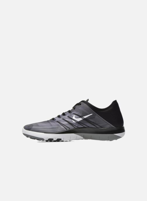 Zapatillas de deporte Nike Wmns Nike Free Tr 6 Prt Gris vista de frente