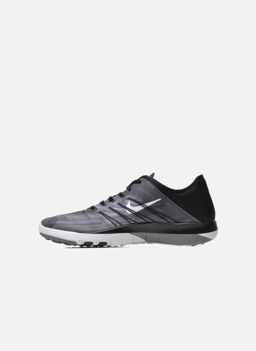 Chaussures de sport Nike Wmns Nike Free Tr 6 Prt Gris vue face