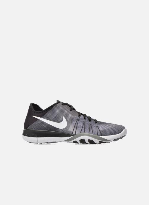 Chaussures de sport Nike Wmns Nike Free Tr 6 Prt Gris vue derrière