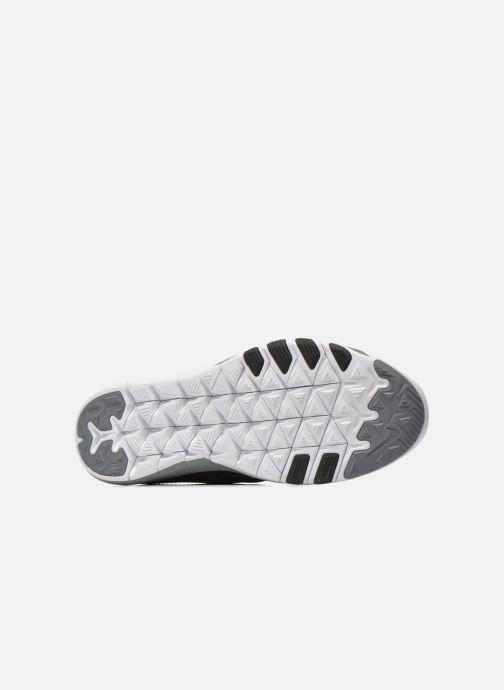 Chaussures de sport Nike Wmns Nike Free Tr 6 Prt Gris vue haut