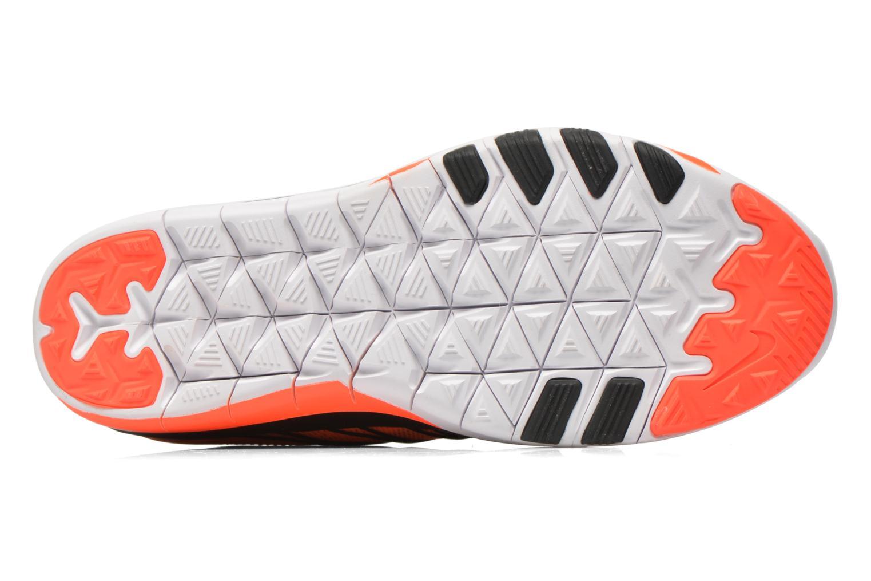 Chaussures de sport Nike Wmns Nike Free Tr 6 Prt Orange vue haut