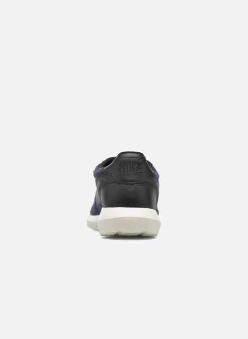Trainers Nike Nike Roshe Ld-1000 Blue view from the right