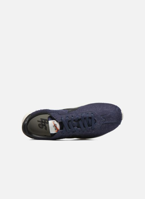 Trainers Nike Nike Roshe Ld-1000 Blue view from the left