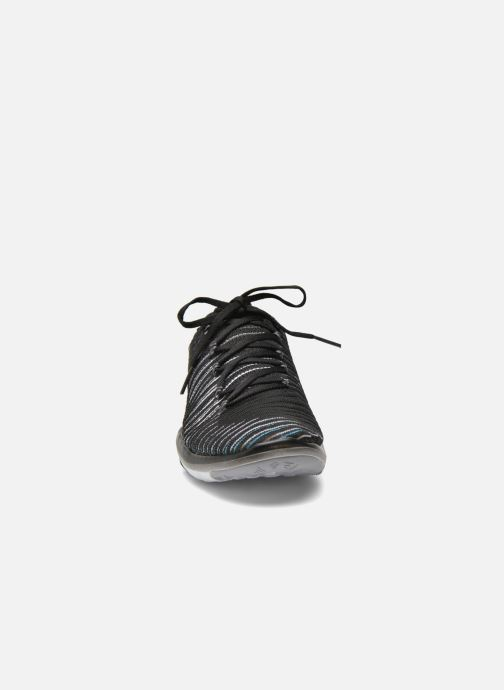 Zapatillas de deporte Nike Wm Nike Free Transform Flyknit Negro vista del modelo