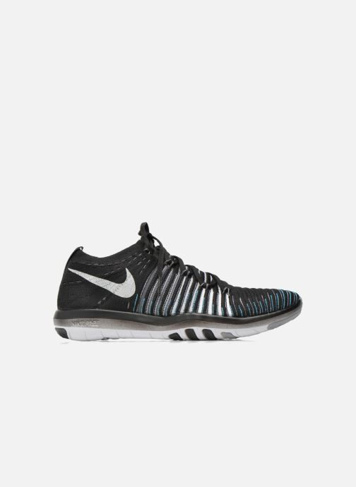 Sport shoes Nike Wm Nike Free Transform Flyknit Black back view