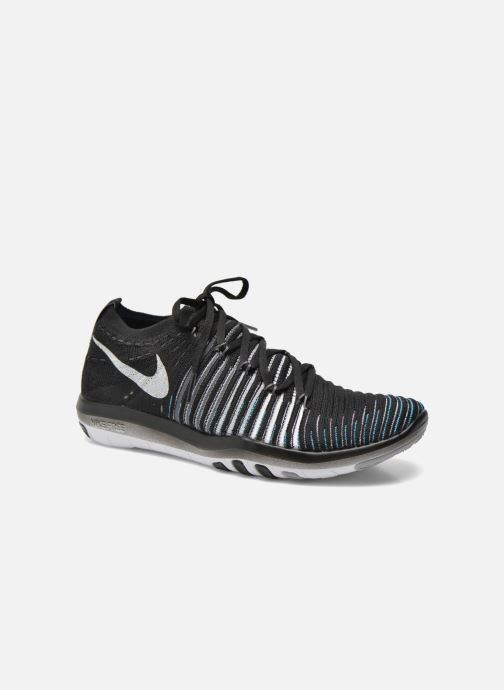 Sport shoes Nike Wm Nike Free Transform Flyknit Black detailed view/ Pair view