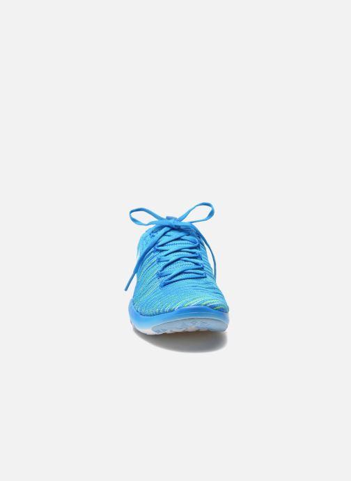 Nike Wm Nike Free Transform Flyknit (Bleu) Chaussures de