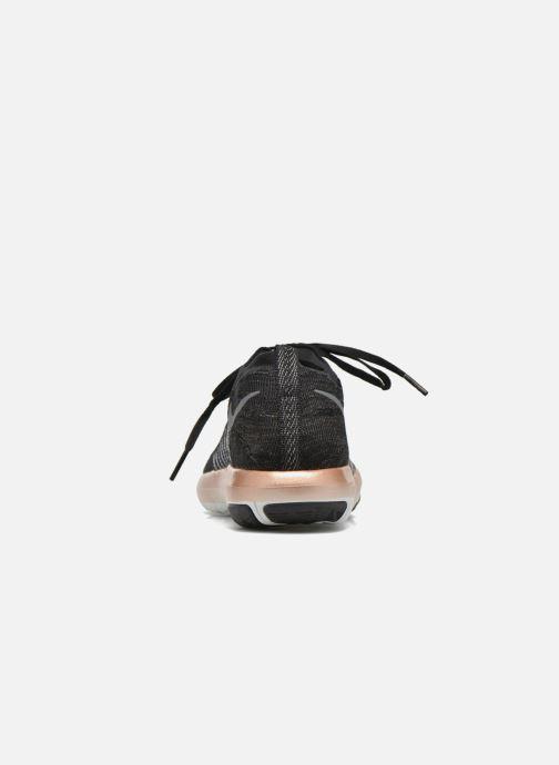 Zapatillas de deporte Nike Wm Nike Free Transform Flyknit Negro vista lateral derecha