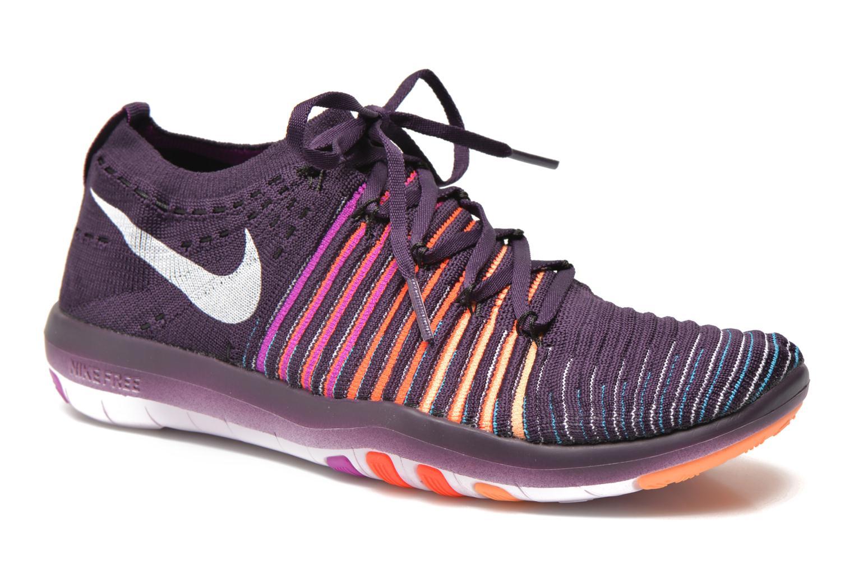 promo code 2745b 9609d ... germany zapatillas de deporte nike wm nike free transform flyknit  violeta vista de detalle par 696e6 ...