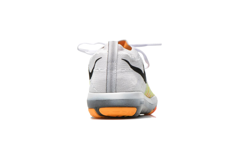 Chaussures de sport Nike Wm Nike Free Transform Flyknit Blanc vue droite