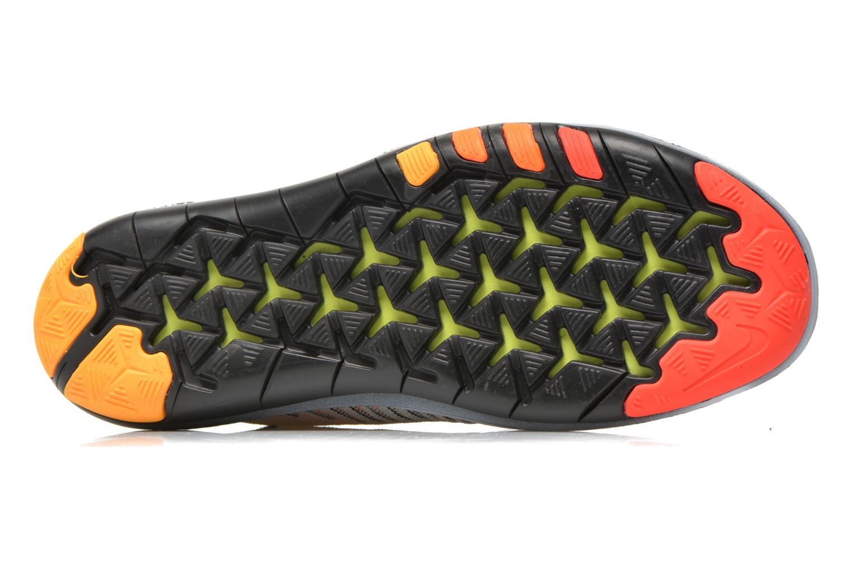 Chaussures de sport Nike Wm Nike Free Transform Flyknit Blanc vue haut