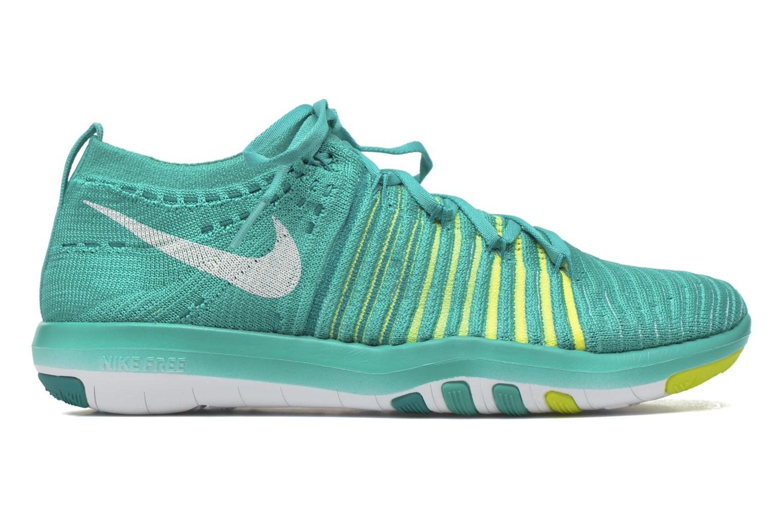 Chaussures de sport Nike Wm Nike Free Transform Flyknit Vert vue derrière