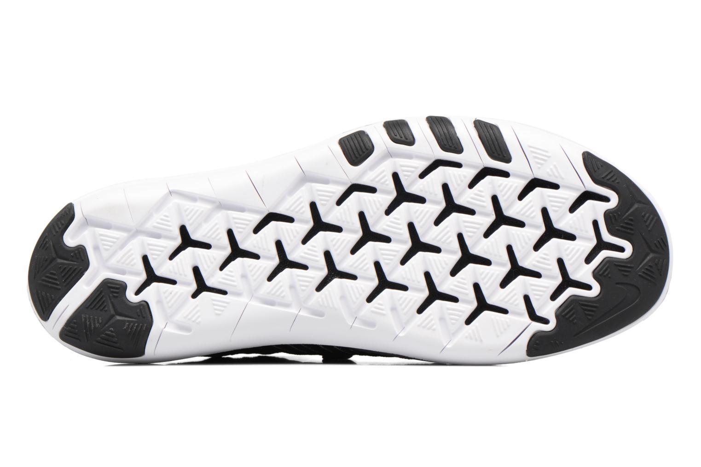 Chaussures de sport Nike Wm Nike Free Transform Flyknit Noir vue haut