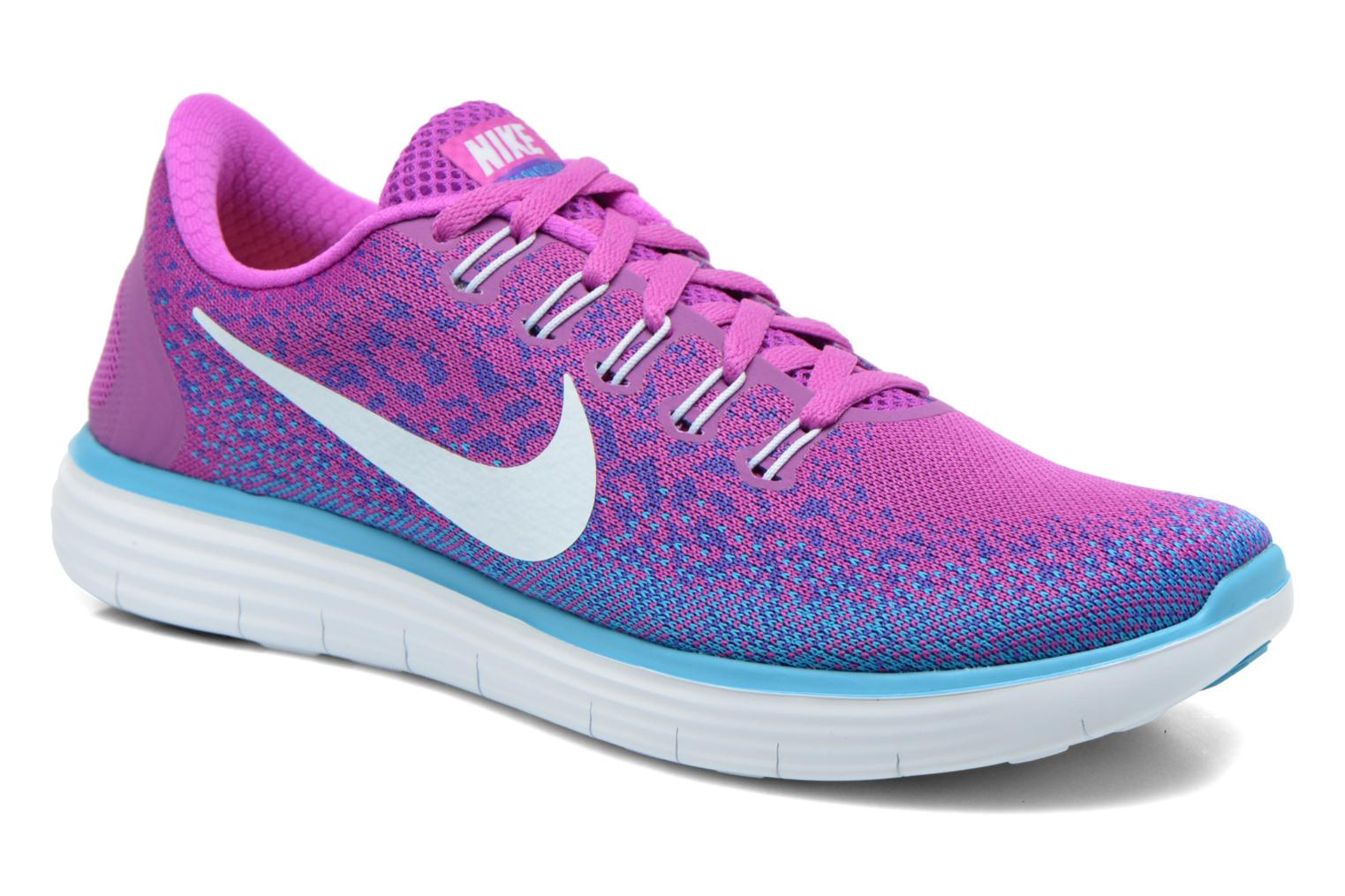 44ca95b388844 ... italy sport shoes nike wmns nike free rn distance purple detailed view  pair view 60b69 e9c8c