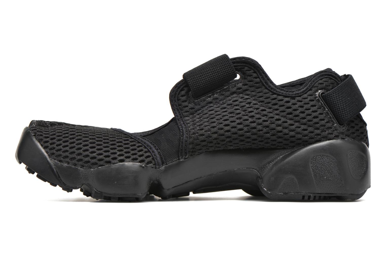 Chaussures de sport Nike Nike Air Rift Br Noir vue face