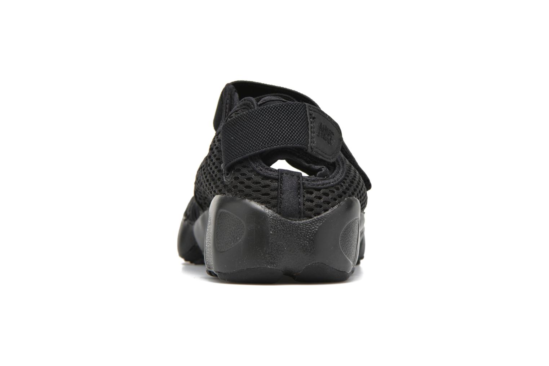 Chaussures de sport Nike Nike Air Rift Br Noir vue droite