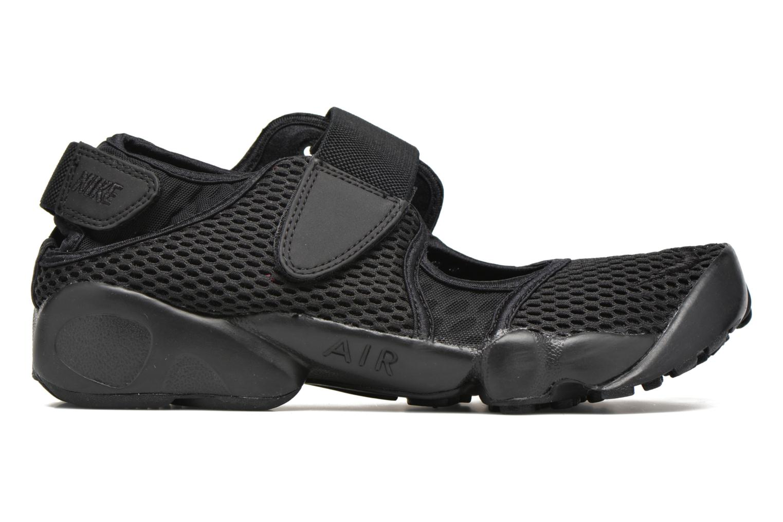 Chaussures de sport Nike Nike Air Rift Br Noir vue derrière