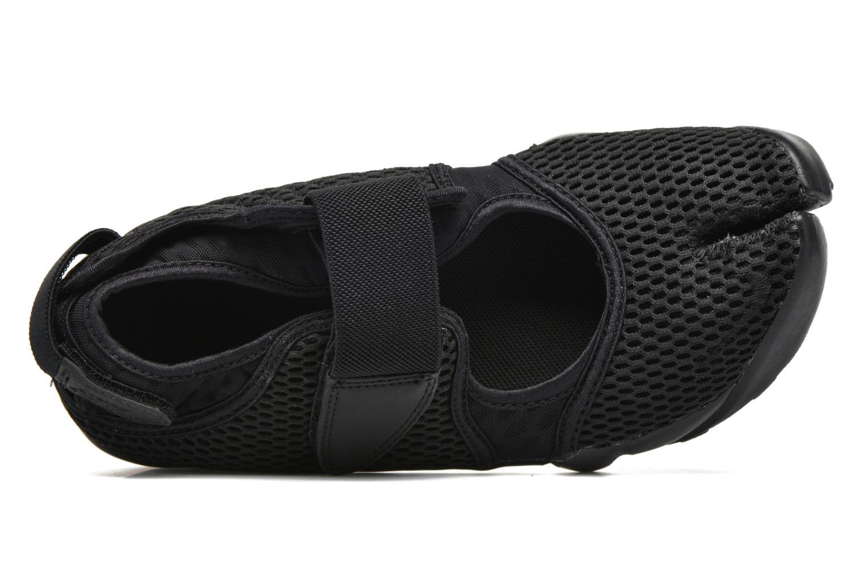 Chaussures de sport Nike Nike Air Rift Br Noir vue gauche