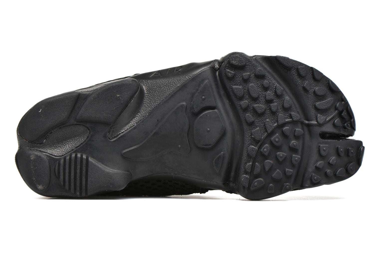 Chaussures de sport Nike Nike Air Rift Br Noir vue haut