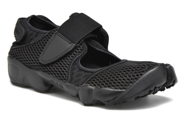Chaussures de sport Nike Nike Air Rift Br Noir vue détail/paire