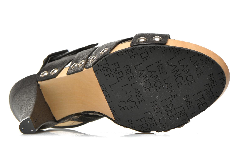 Sandales et nu-pieds Free Lance Farah 7 Sandal Noir vue haut