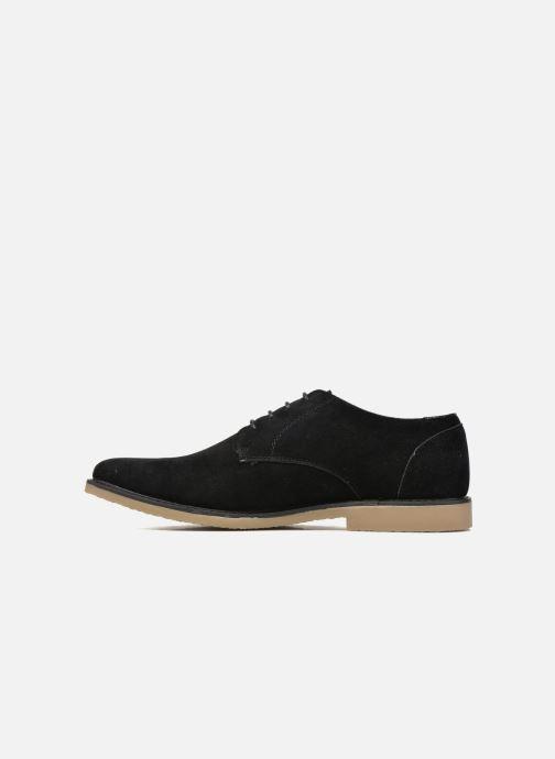 Zapatos con cordones I Love Shoes SUPERBES Negro vista de frente