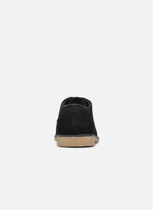 Chaussures à lacets I Love Shoes SUPERBES Noir vue droite