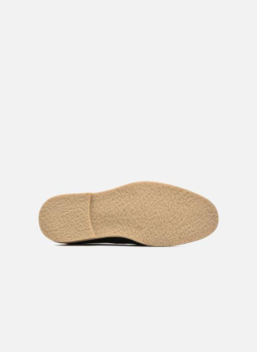 Chaussures à lacets I Love Shoes SUPERBES Noir vue haut