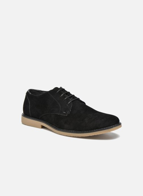 Zapatos con cordones I Love Shoes SUPERBES Negro vista de detalle / par