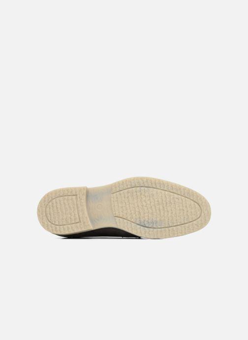 Chaussures à lacets I Love Shoes SUPERBES Gris vue haut