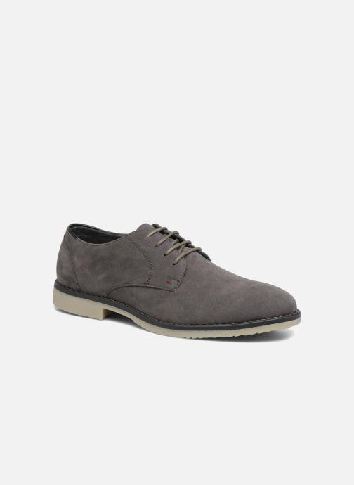 Zapatos con cordones I Love Shoes SUPERBES Gris vista de detalle / par